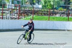 """Районные соревнования """"Безопасное колесо"""""""
