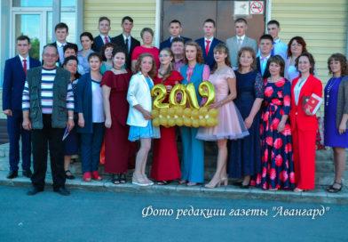 Фоторепортаж с выпускного бала в Усть-Пристани