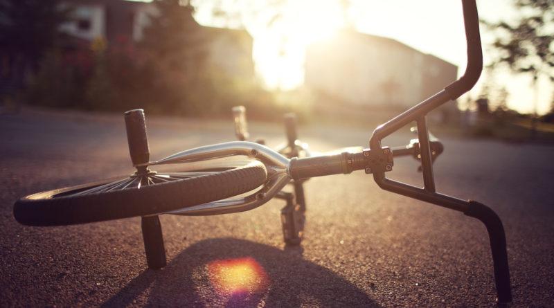 Полицейские помогли найти велосипед забывчивому устьпристанцу