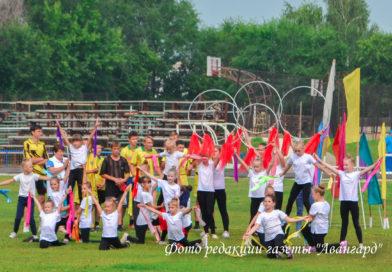В Усть-Пристани прошла районная олимпиада!