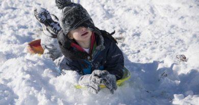 Снежные и морозные выходные ожидаются в Алтайском крае