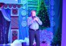 Новогоднюю песню исполняет Александр Казаков (видео)