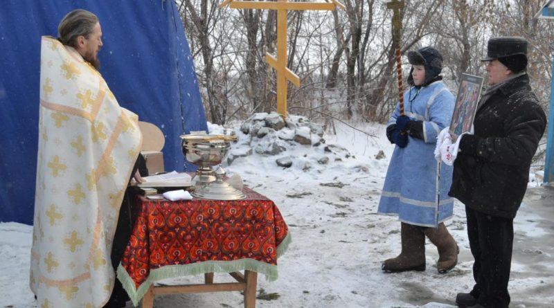 Как будет  проходить Крещение Господне в Усть-Чарышской Пристани