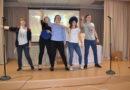 Выпускники выступают на «Ярмарке профессий» (видео)
