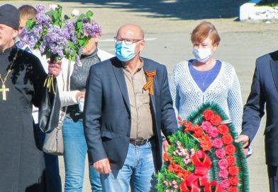Как праздновали День Победы в Усть-Пристани