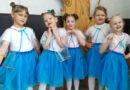 «Дождик льет по лужам» — танец от устьпристанских дошколят (видео)