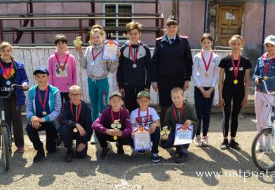 В Усть-Пристани состоялись районные соревнования «Безопасное колесо» (фоторепортаж)