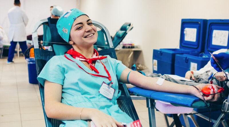 Стань донором и спаси жизнь!