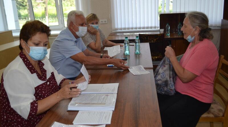27 июля Усть-Пристанский район посетил Уполномоченный  по правам человека в Алтайском крае Б.В. Ларин